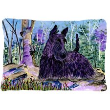 Scottish Terrier Indoor/Outdoor Throw Pillow