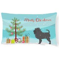 Affenpinscher Indoor/Outdoor Lumbar Pillow