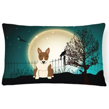 2017 Coupon Halloween Indoor/Outdoor Lumbar Pillow