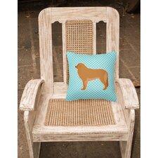 Leonberger Indoor/Outdoor Throw Pillow