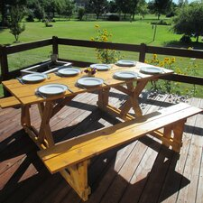 EZ-Access Picnic Table