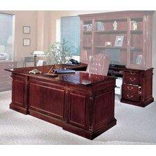 Mackenzie Left Return U-Shape Executive Desk
