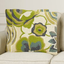 Discount Leeds Floral Indoor Outdoor Decorative Pillow (Set of 2)
