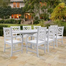 Looking for Mahler 9 Piece Dining Set