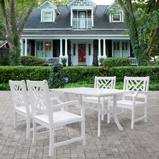 Looking for Mahler 5 Piece Dining Set