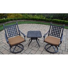 Vandyne 3 Piece Dining Set