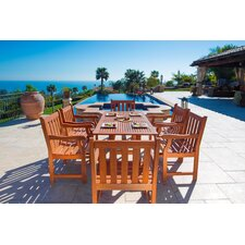 Cotten 7 Piece Dining Set