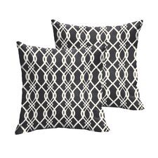 Valier Indoor/Outdoor Throw Pillow (Set of 2)