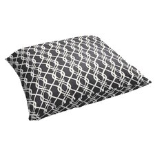 Byron Indoor/Outdoor Floor Pillow
