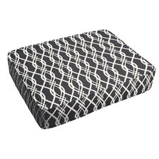 Byron Corded Indoor/Outdoor Floor Pillow