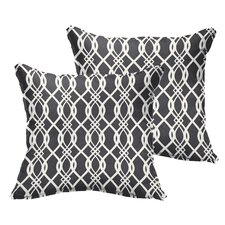 Byron Indoor/Outdoor Throw Pillow (Set of 2)
