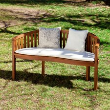 Gridley Wood Garden Bench
