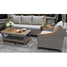 Lovely 4 Piece Lounge Seating Group
