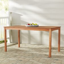 Fresh Ehlert Rectangular Dining Table