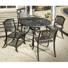 Quince 5 Piece Dining Set