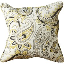 Cribbs Paisley Indoor/Outdoor Lumbar Pillow Set (Set of 2)