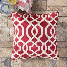 Woodeward Corded Indoor/Outdoor Throw Pillow (Set of 2)