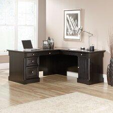 Hennepin L-Shape Executive Desk
