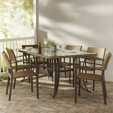 Claiborne 7 Piece Dining Set