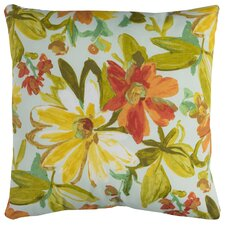 Albin Prefilled Indoor/Outdoor Throw Pillow