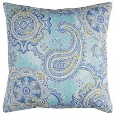 Albia Prefilled Indoor/Outdoor Throw Pillow