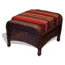 Fleischmann Ottoman with Cushion