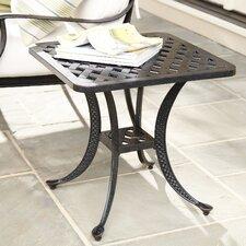 Preston Weave Square Side Table