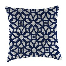 Cowen Outdoor Sunbrella Throw Pillow (Set of 2)