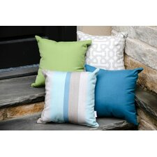 Annabelle Indoor/Outdoor Sunbrella Throw Pillow (Set of 2)