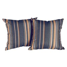 Antin Indoor/Outdoor Sunbrella Throw Pillow (Set of 2)