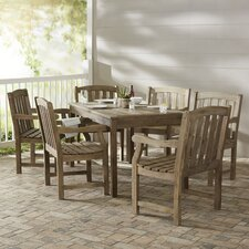 Best Choices Densmore 7 Piece Dining Set