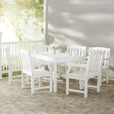 Best #1 Mahler 7 Piece Dining Set