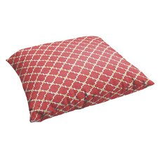 Ballard Corded Indoor/Outdoor Floor Pillow