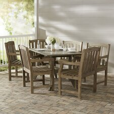 Great price Densmore 7 Piece Dining Set
