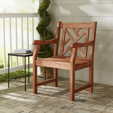 #2 Cotten Dining Arm Chair