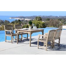 Cheap Densmore 5 Piece Dining Set