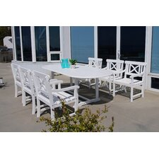 Mahler 7 Piece Dining Set