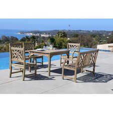 Densmore 6 Piece Dining Set