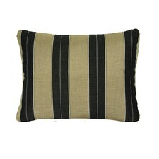 Deborah Knife Edge Indoor/Outdoor Sunbrella Lumbar Pillow (Set of 2)