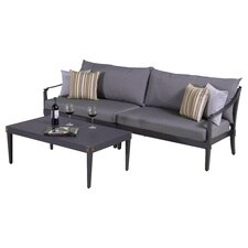Portsmouth 3 Piece Setting Group with Cushions