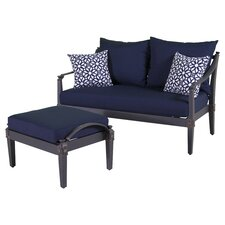 Find Portsmouth 2 Piece Deep Seating Group with Cushion