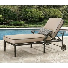 Derry Chaise Lounge with Cushion
