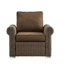 Rathdowney Wicker Outdoor Occasional Chair