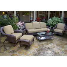 Fleischmann 6 Piece Seating Group with Sofa