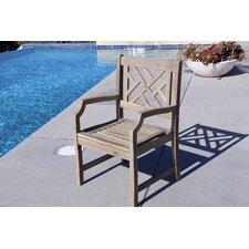 Densmore Dining Arm Chair