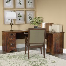 Crossreagh L-Shape Executive Desk