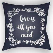 Discount Lyle Indoor/Outdoor Throw Pillow