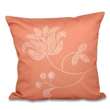 #2 Orchard Lane Floral Bloom Outdoor Throw Pillow