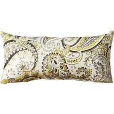 Frosses Paisley Floral Indoor/Outdoor Throw Pillow (Set of 2)