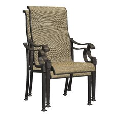 Herry Up Orrville Stacking Dining Arm Chair (Set of 2)